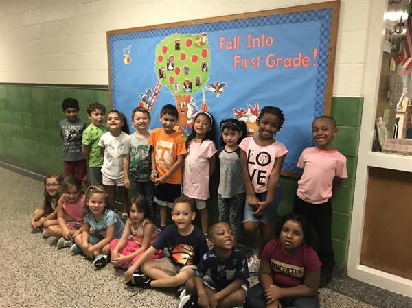 Fall Into First Grade!