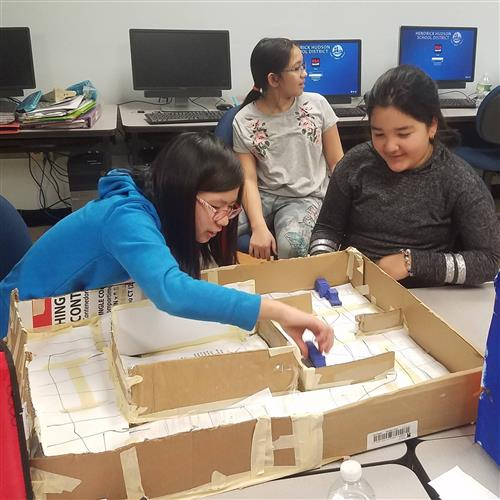Makerspace activities