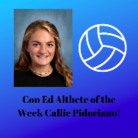 Hen Hud Senior Callie Pidoriano Named Con Ed Athlete of the Week
