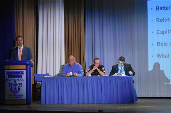 Panelists Address Safety Themes at Community Forum