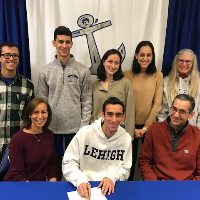 Hen Hud Senior Commits to Track and Field at Lehigh University