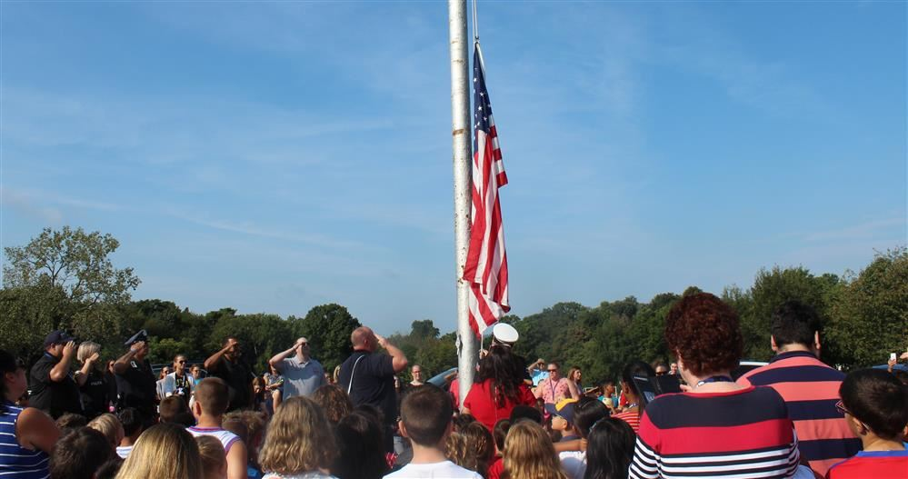Elementary Schools Remember 9-11