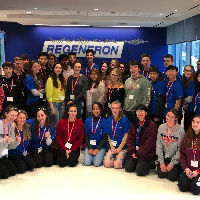 PLTW Students Observe Real-World Scientific Applications at Regeneron