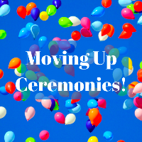 Fifth and Eighth Grade Moving Up Celebrations Announced