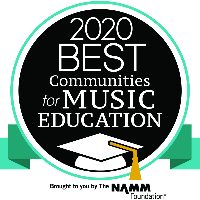 Once Again, District's Music Program Receives National Recognition
