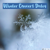 Winter Concert Dates