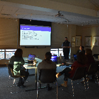 Hen Hud Technology Coaches Train Local Library Staff in Google Tools