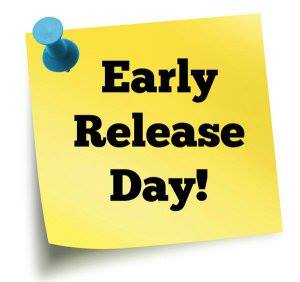 Early Release Day, Monday, January 27, 2020