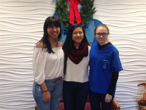 Superintendent Audio Interview: National Art Honor Society Officers