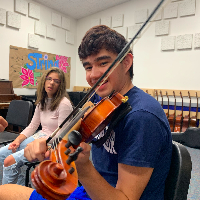 "New Superintendent Podcast: ""United Sound"" Inclusive Orchestra Program at HHHS"
