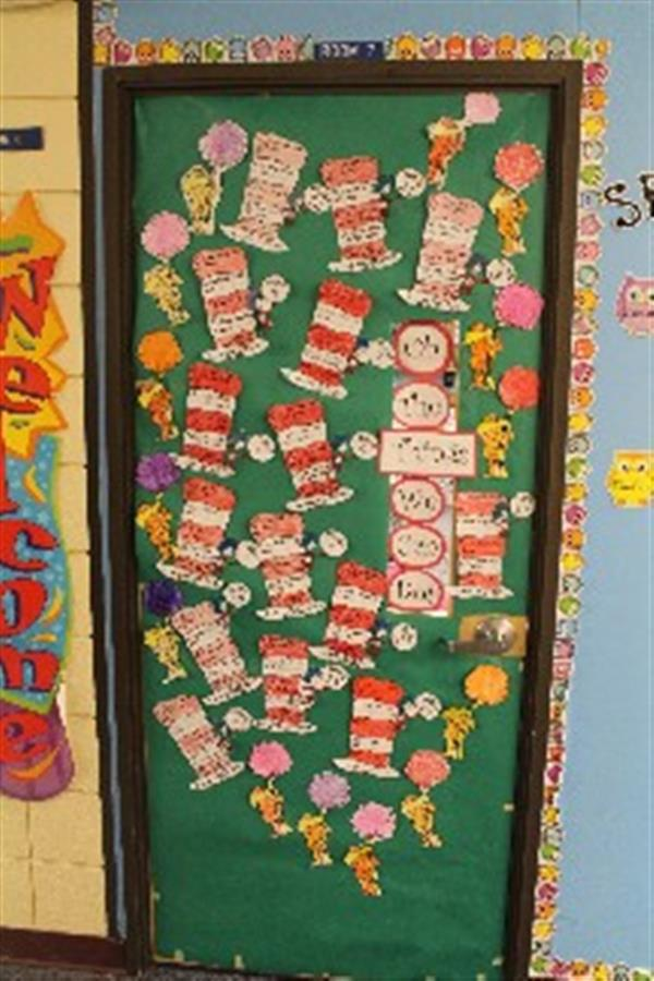 The Best 28 Images Of Dr Seuss Door Decorating Contest